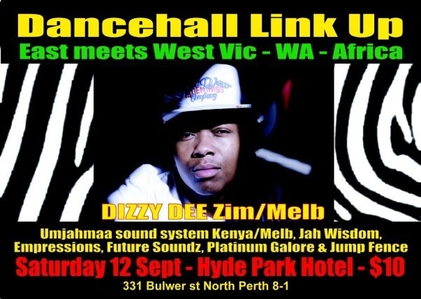 dancehall link up dizzy dee