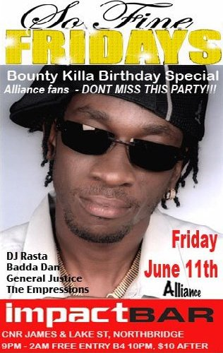 bounty killa birthday