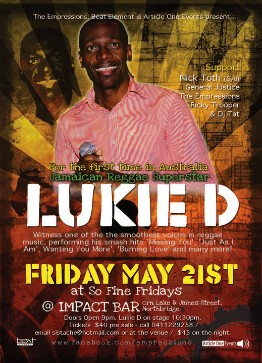 lukie d in perth western australia