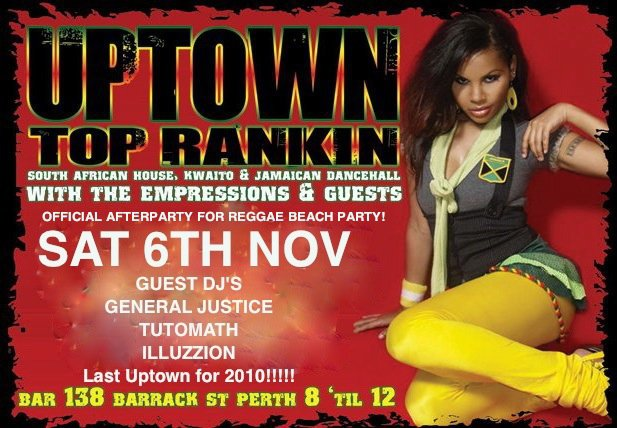 uptown top ranking the empressions